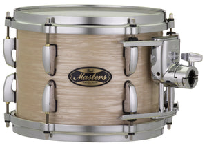 "Pearl Music City Custom 10""x7"" Masters Maple Tom Drum w/OptiMount MMG1007T/C453"