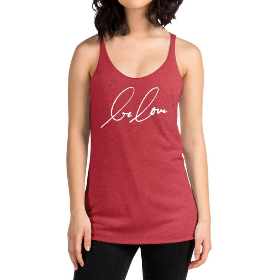 Be Love Tank Top by Be Love Label Womens Small on The Good Shop Online Store
