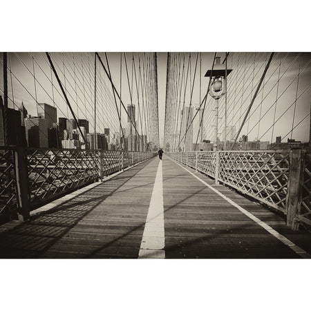 Brooklyn Bridge - Per Mikaelsson - Photo Print on Aluminum on The Good Shop Online Store
