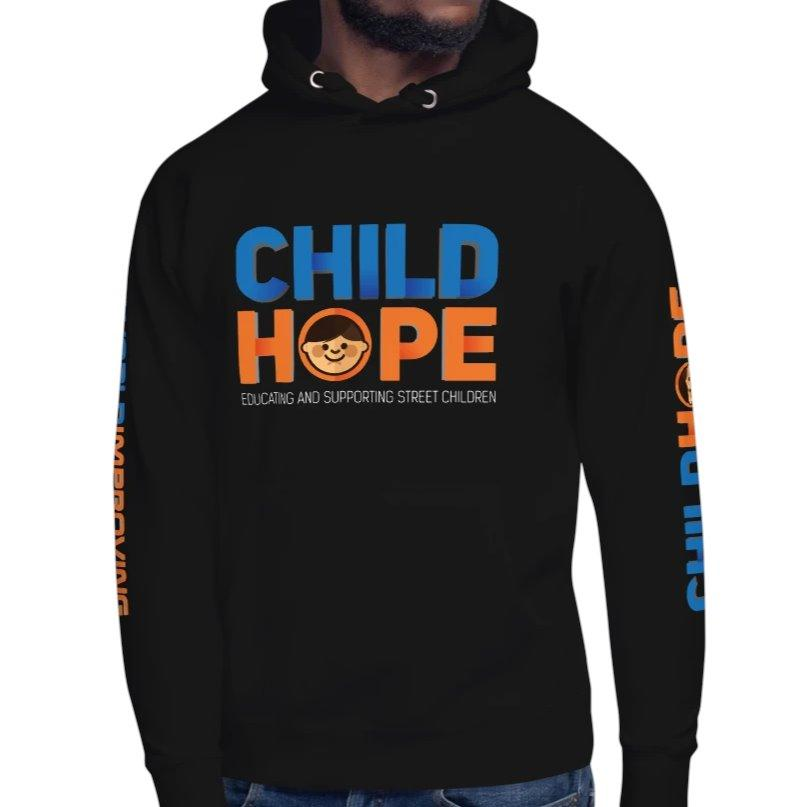 Childhope x Worldimproving Hoodie Mens Black on The Good Shop Online Store