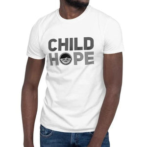 Childhope x Worldimproving T-Shirt Mens White on The Good Shop Online Store