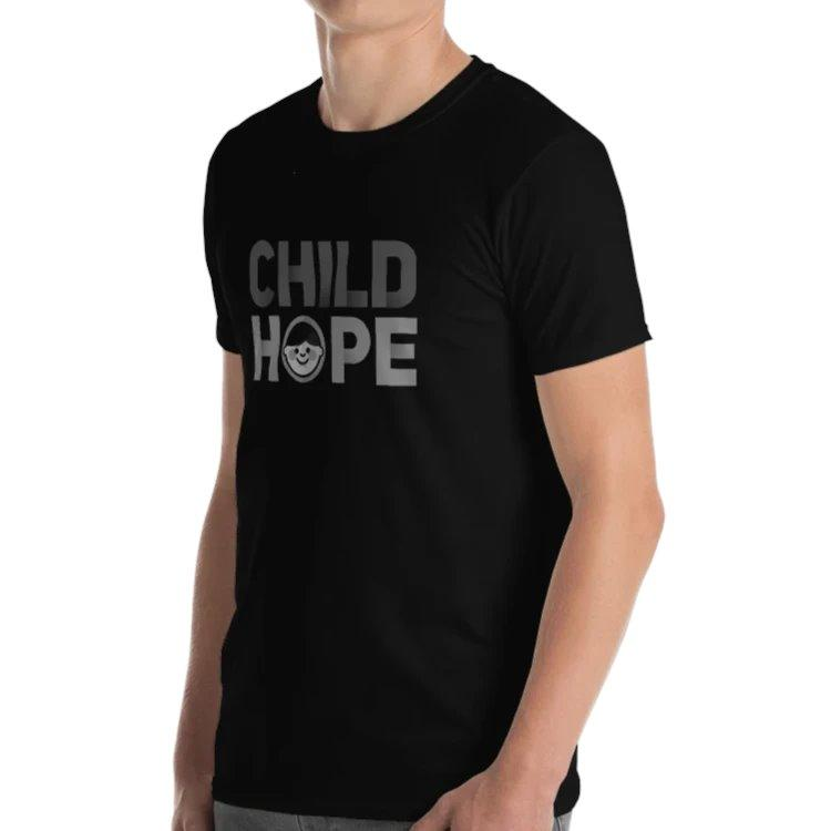 Childhope x Worldimproving T-Shirt Mens Black on The Good Shop Online Store