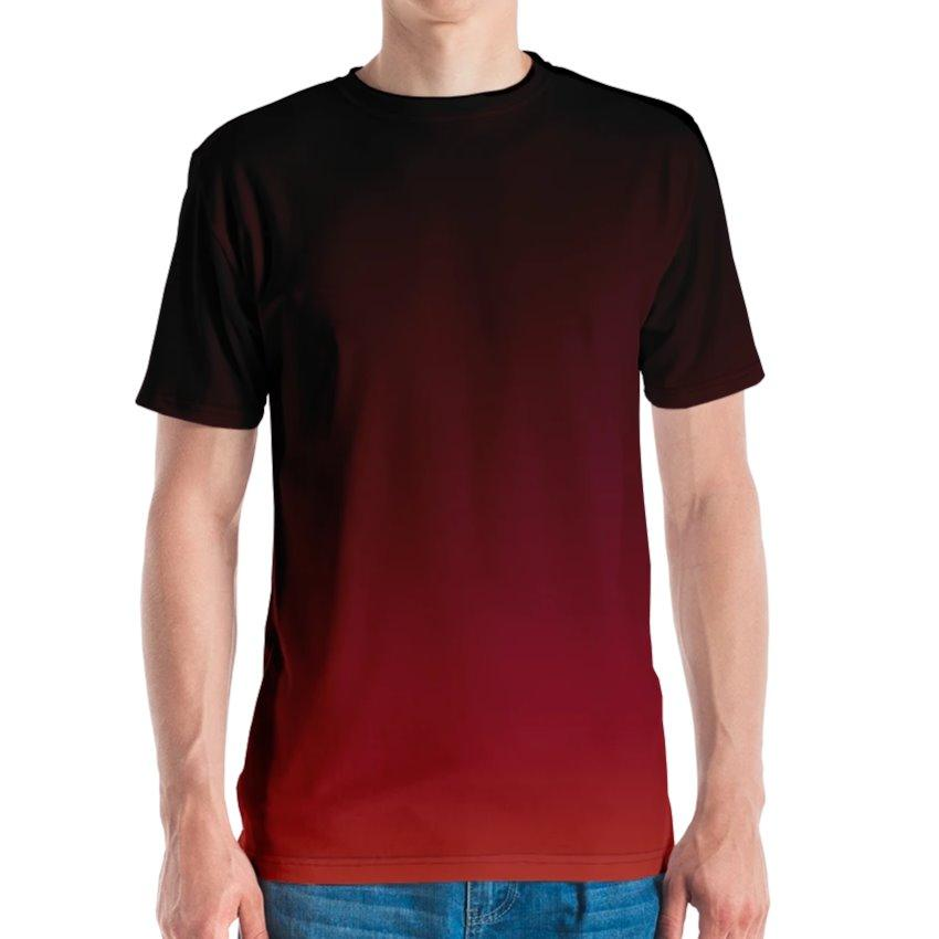 E Vicente Intense Sunset T-shirt on The Good Shop Online Store