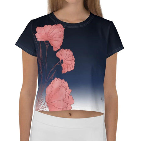 Essen Vicente Sakura Crop Top on The Good Shop Online Store