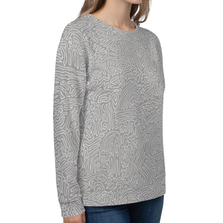 Essen Vicente Brain Labyrinth Sweatshirt on The Good Shop Online Store