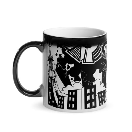 From Stockholm To Paris Magic Mug 1 - Stefan Wentzel on The Good Shop Online Store