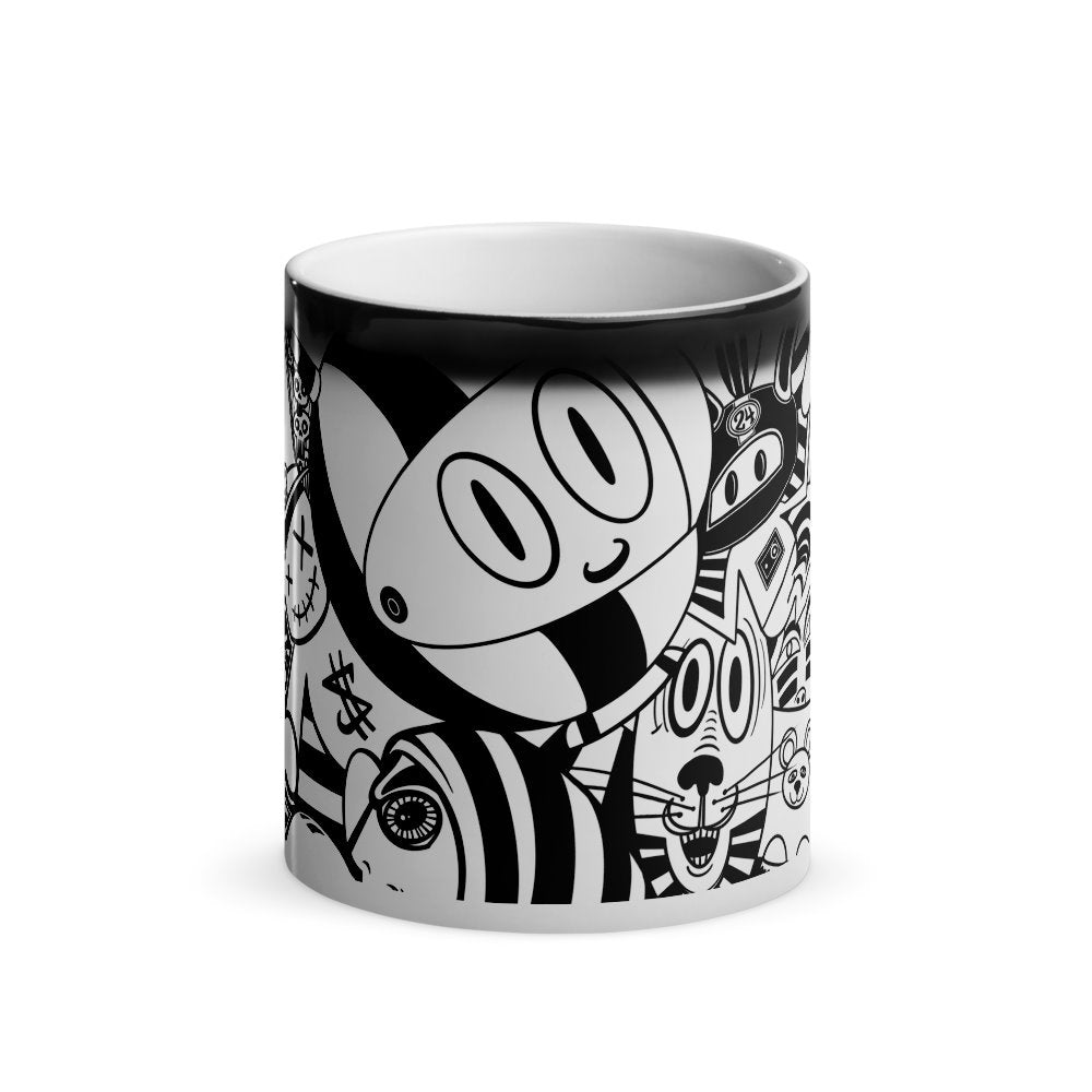 From Stockholm To Paris Magic Mug 2 - Stefan Wentzel on The Good Shop Online Store