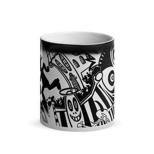 From Stockholm To Paris Magic Mug 3 - Stefan Wentzel on The Good Shop Online Store