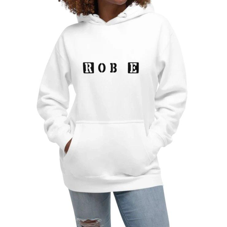 Rob E Hoodie Womens XL on The Good Shop Online Store