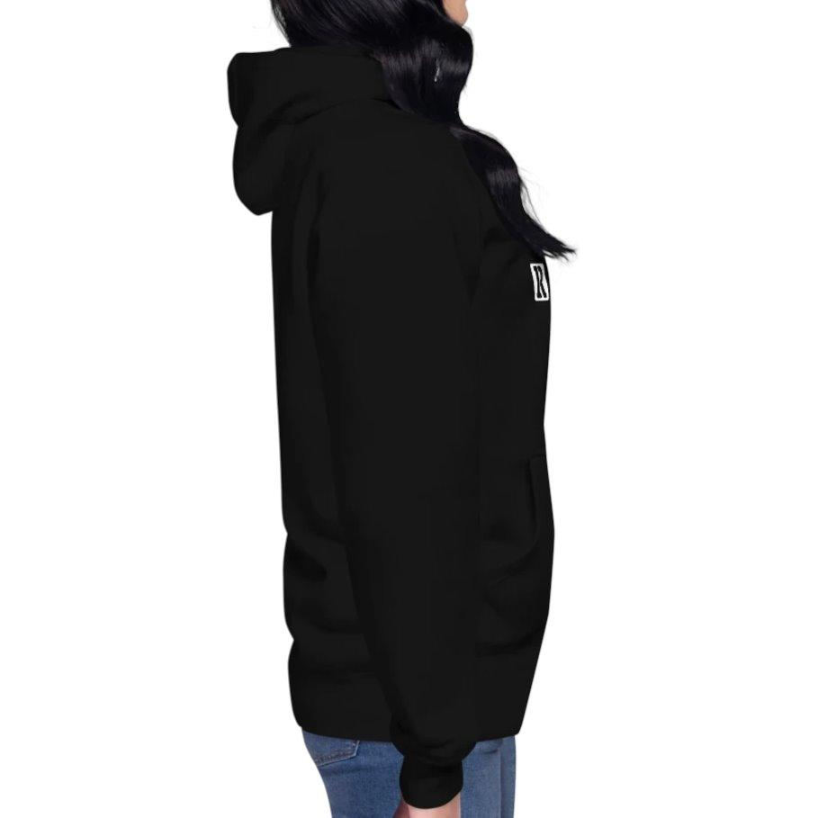 Black Rob E Hoodie Womens XL on The Good Shop Online Store