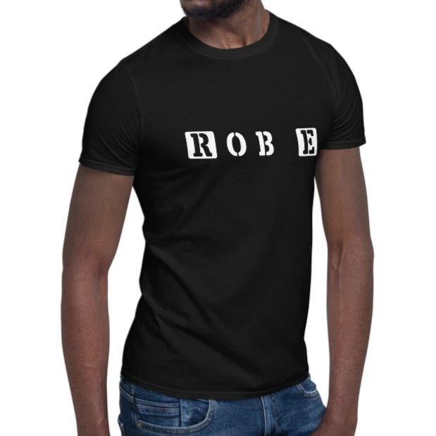 Rob E T-Shirt on The Good Shop Online Store
