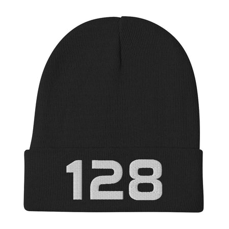 Skarpnäck 128 Beanie on The Good Shop Online Store