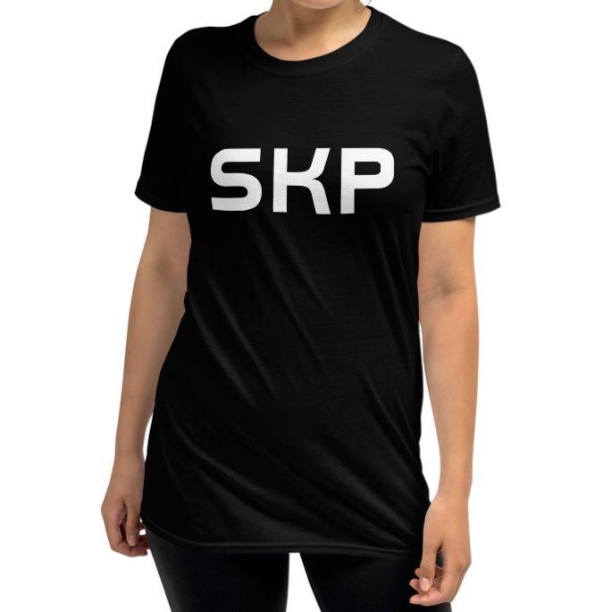 SKP Skarpnäck T-Shirt Womens Small on The Good Shop Online Store