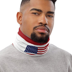 Stars & Stripes USA Flag Neck Gaiter on The Good Shop Online Store