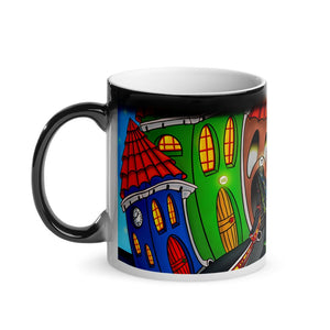 Stockholm Underground Magic Mug 2 - Stefan Wentzel - Art By Wentzel on The Good Shop Online Store