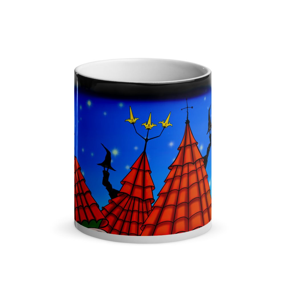 Stockholm Underground Magic Mug 3 - Tre Kronor - Stefan Wentzel - Art By Wentzel on The Good Shop Online Store