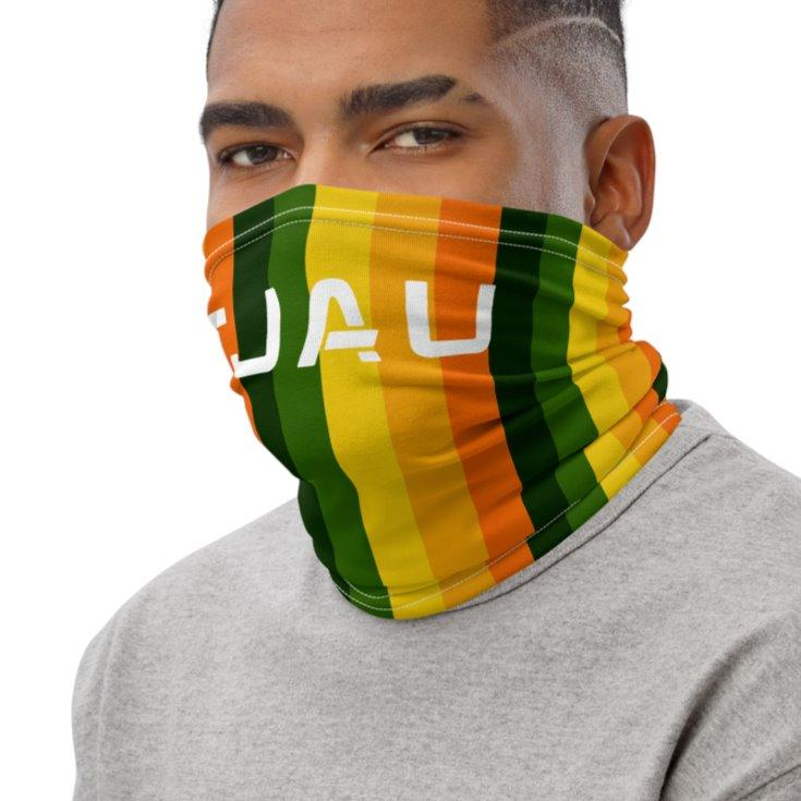 TJAU Neck Gaiter Face Mask on The Good Shop Online Store