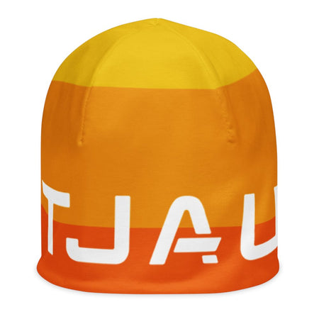 Tjau Retro Colors Beanie on The Good Shop Online Store