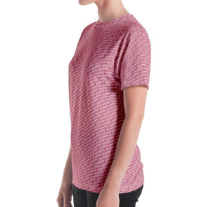 Worldimproving Pattern Cassis T-shirt Womens XL on The Good Shop Online Store