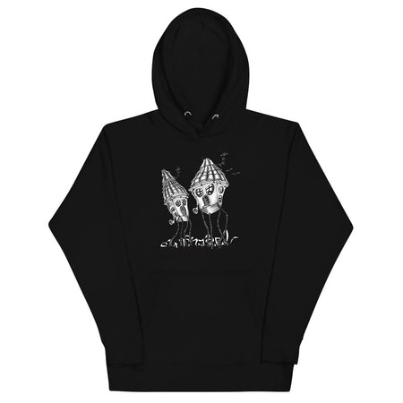 You Are Late Hoodie - Stefan Wentzel on The Good Shop Online Store