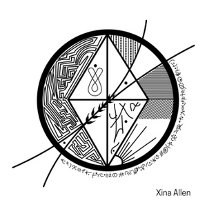 In Due Time Xina Allen - Downloadable Graphic