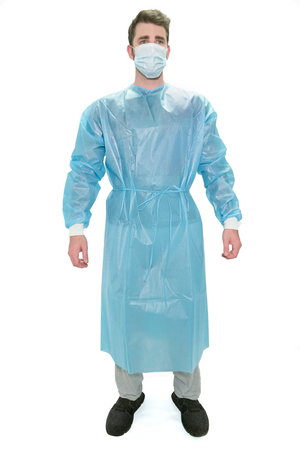AAMI Level 2 Isolation Gown