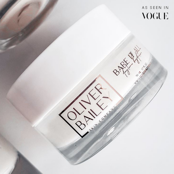 Bare It All Daily Hydration - Oliver Bailey Skin Company