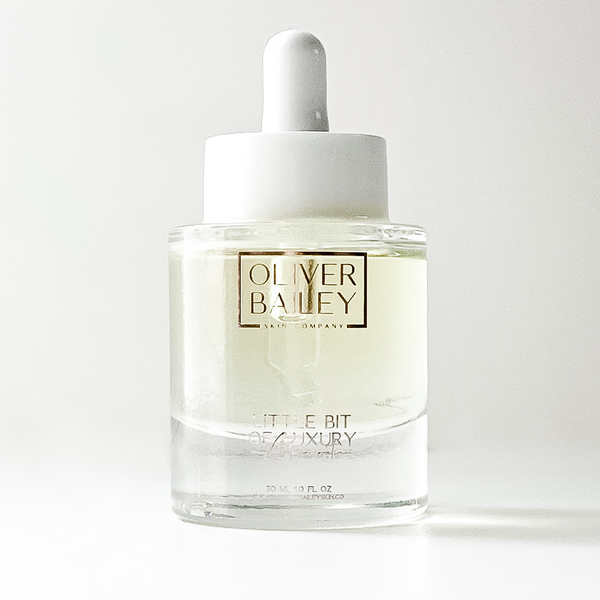 Fragrance Free | Little Bit of Luxury Balancing Facial Oil - Oliver Bailey Skin Company