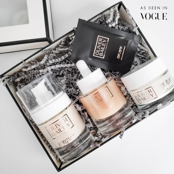 Little Bit of Luxury pH Balancing Travel Set ($142 Value) - Oliver Bailey Skin Company