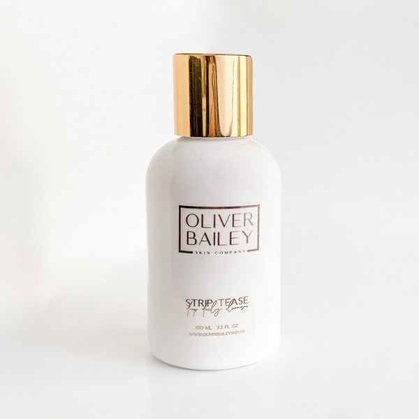Strip Tease Low Foaming Cleanser - Oliver Bailey Skin Company