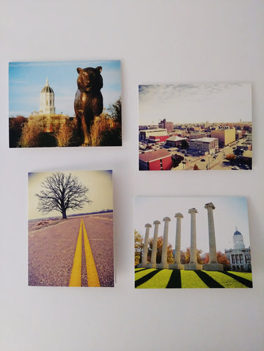 Art & Soul Photography Columbia Greeting Card Set of 8