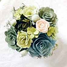 Load image into Gallery viewer, Heartgrooves Handmade Felt Succulent Kit