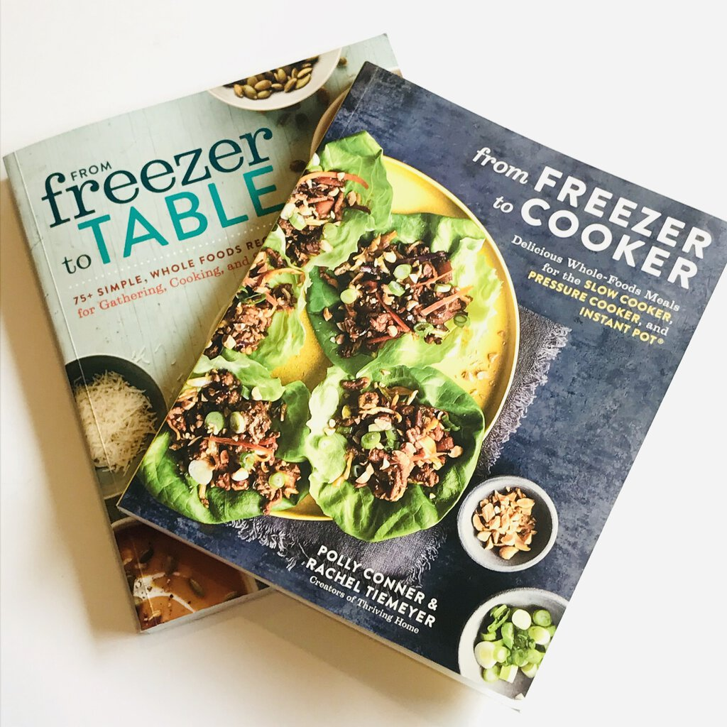 From Freezer to Table Cookbook