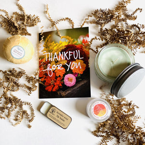 """Thankful for You"" Bundle (5 Products)"
