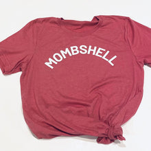 "Load image into Gallery viewer, Plume Classic Tee ""Mombshell"""