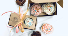 Load image into Gallery viewer, Plume Bake Shoppe Cupcake Favor Box - 2 Pack