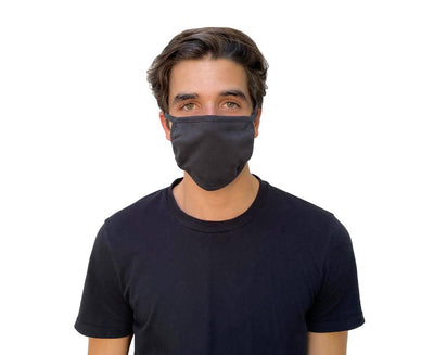 Triple Layer/Anti Microbial Face Mask