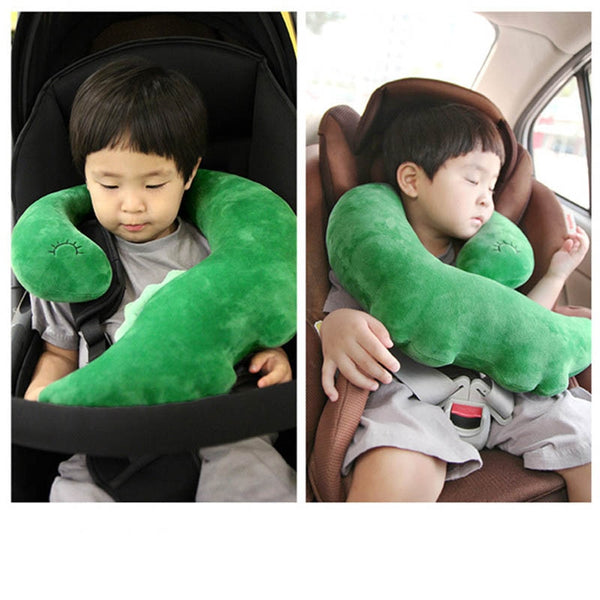 Plush Child Car Safety Seat Belt Shoulder