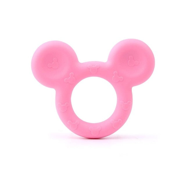 Baby Teether Mickey Silicone Baby