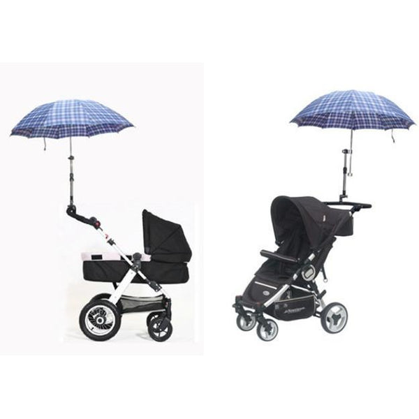Wheelchair Bicycle Pram Swivel Umbrella