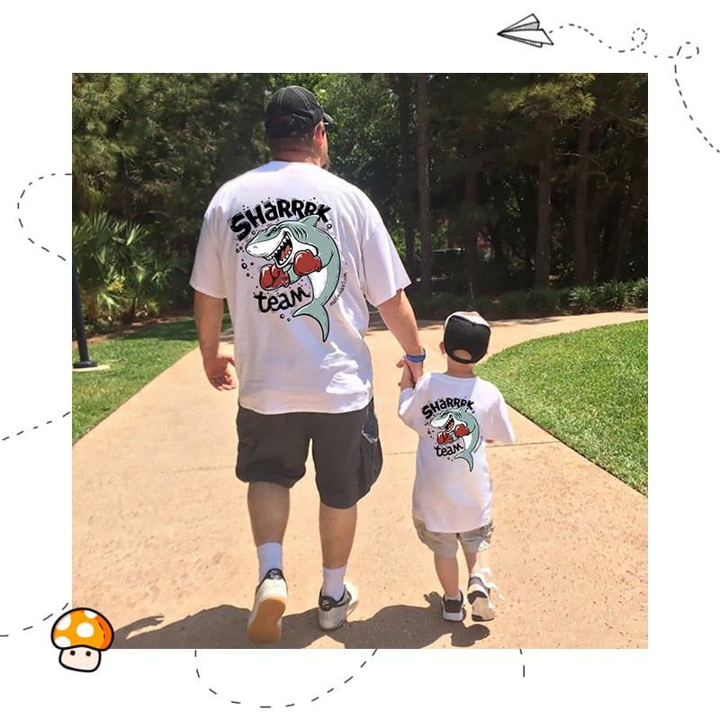Daddy and me t shirt matching clothes