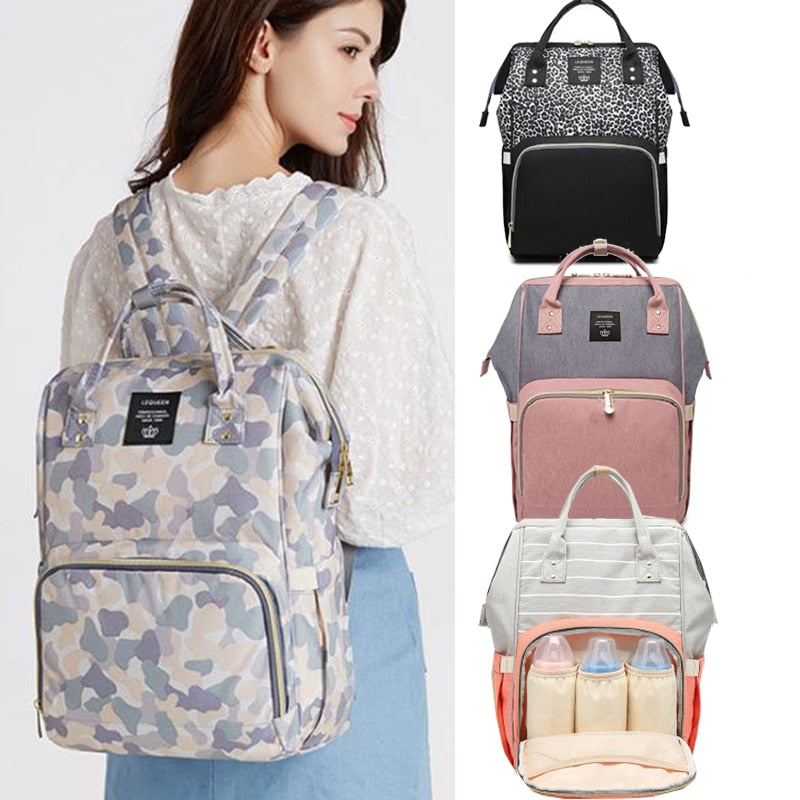 Mother backpack Baby Diaper Bag