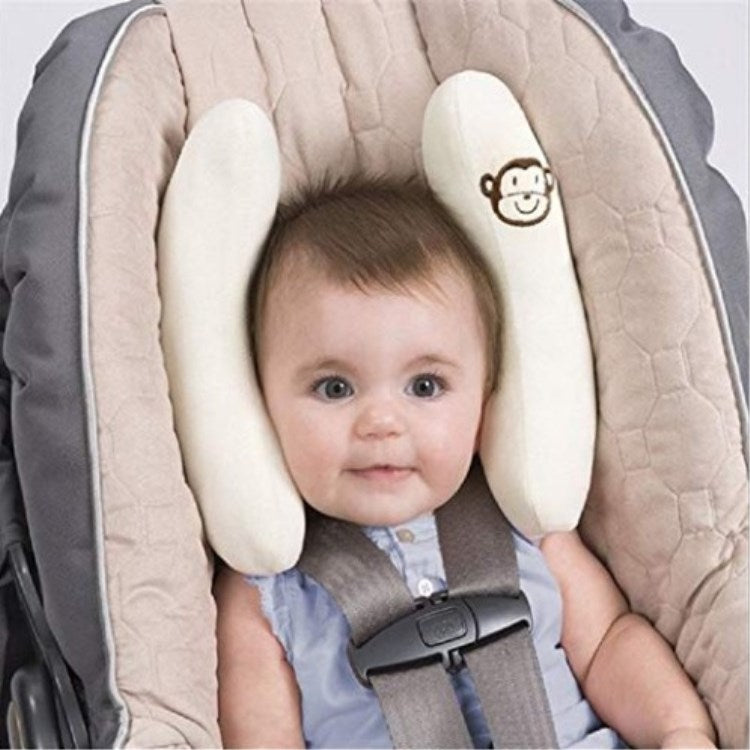 Car Chair Baby Pillow Adjustable