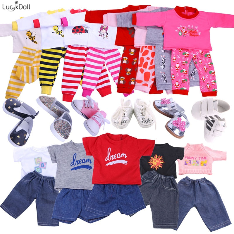 Baby Doll Clothes Accessories