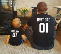 Best Dad Best Son