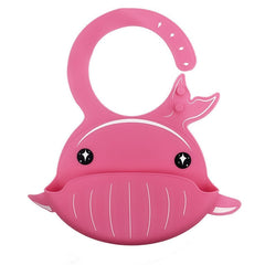 Baby Waterproof Soft Silicone Bibs