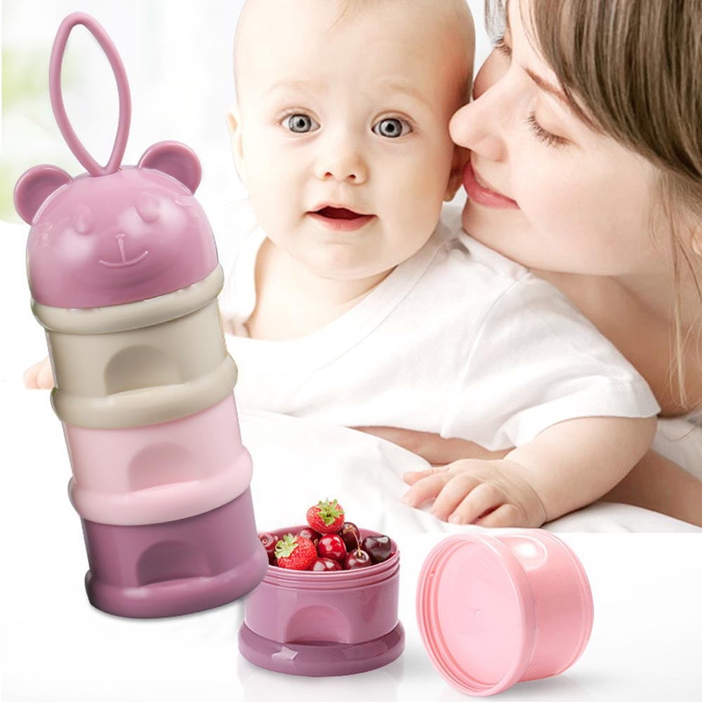 Baby Food Storage Food Snack Box