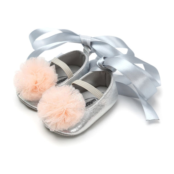 Shoes Baby Girl Infant Newborn Soft