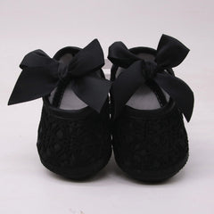 Newborn Baby Girls Soft Shoes