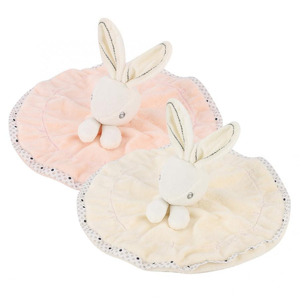 Baby towel Velvet Series Rabbit Doll